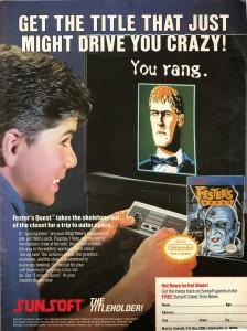 Fester's Quest (NES)