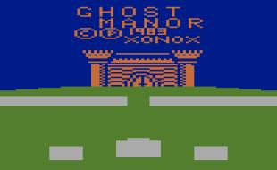 Ghost Manor – Atari 2600