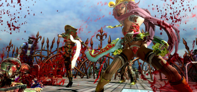 Onechanbara Z2: Chaos – PS4