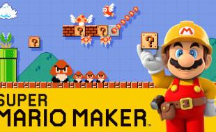 Super Mario Maker – Wii U