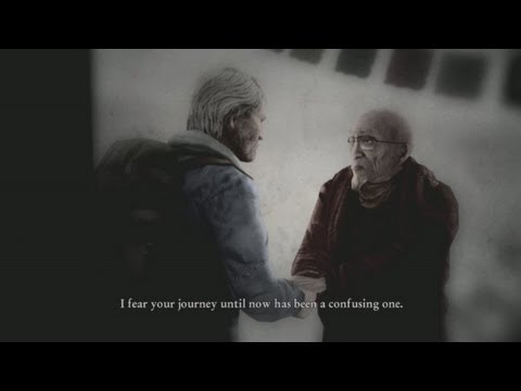 In-game cutscenes were pre-rendered still images.