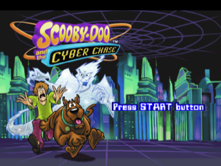 Scooby-Doo and the Cyber Chase – PlayStation