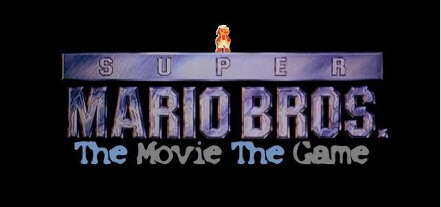 Super Mario Bros: The Movie: The Game – NES