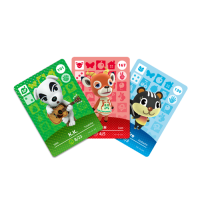 Animal Crossing Cards - Series 2