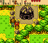 Some dungeons are only avaliable in a specific time, such as the second dungeon after it crumbles in the future.
