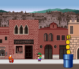 Mario is Missing! - SNES