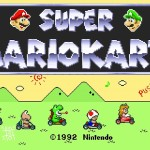 Super Mario Kart – SNES