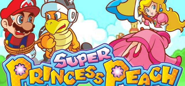 Super Princess Peach – DS