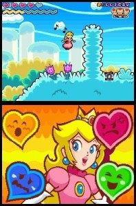 Super Princess Peach - DS