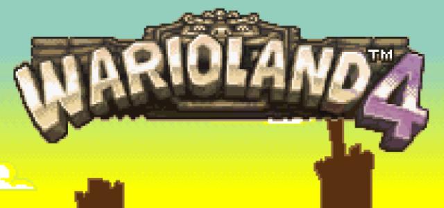Wario Land 4 – Game Boy Advance