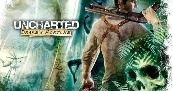 Uncharted: Drake's Fortune – PS3