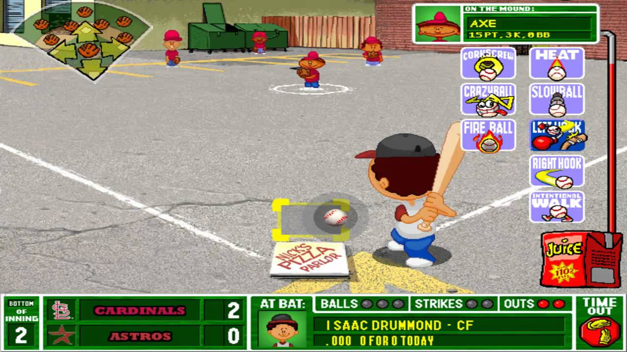 backyard baseball 2003 pc nerd bacon reviews