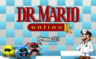 Dr. Mario Online Rx – Wii (WiiWare)