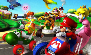 Mario Kart: Double Dash!! – GameCube