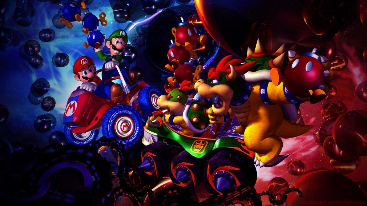 Mario Kart Double Dash Gamecube Nerd Bacon Reviews