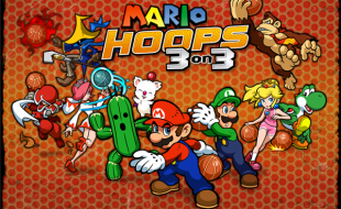 Mario Hoops 3-on-3 – DS