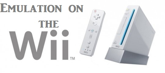 How to Turn Your Wii into an Emulation Powerhouse