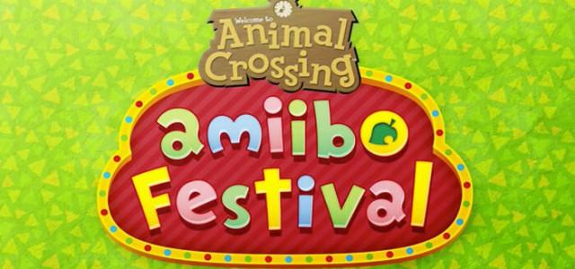 Animal Crossing: Amiibo Festival – Wii U