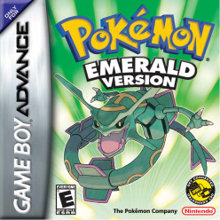 GBA - Pokemon Emerald