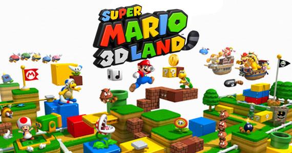 Super Mario 3D Land – Nintendo 3DS