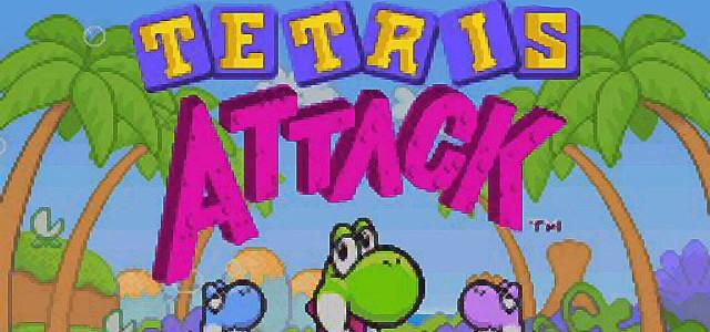 Tetris Attack – Game Boy