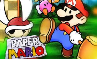 Paper Mario – Nintendo 64