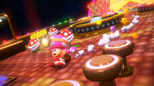 The lighting is breathtaking in Captain Toad: Treasure Tracker.