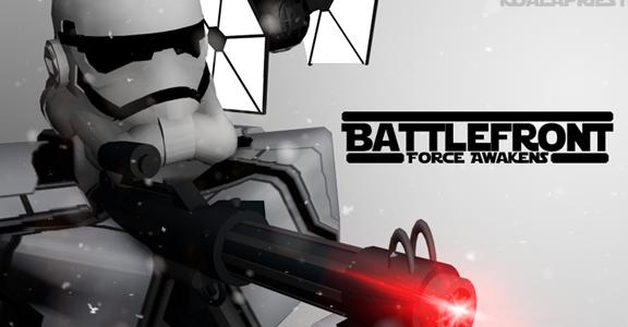 Battlefront: Force Awakens by RebornDev