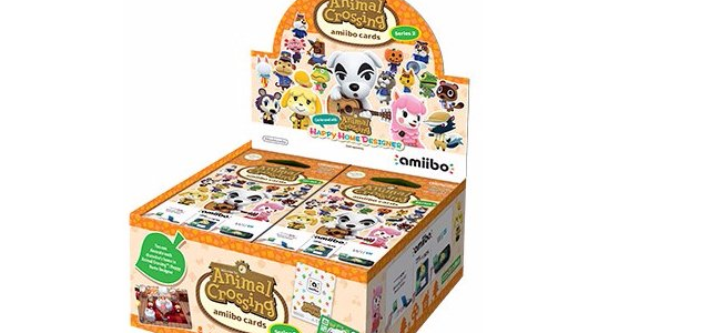 Animal Crossing Amiibo Cards – Series 2