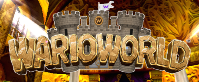 Wario World – GameCube