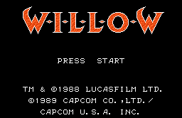 Willow – NES