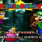 Mario Party – Nintendo 64