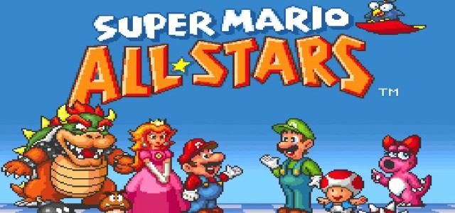Super Mario All-Stars – Super Nintendo