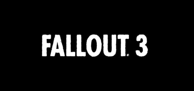 Fallout 3 – Xbox 360