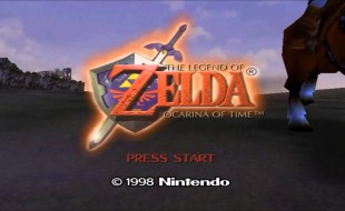 Bacon Bebop: Title Theme – The Legend of Zelda Ocarina of Time