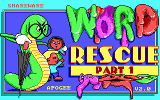 Word Rescue – PC