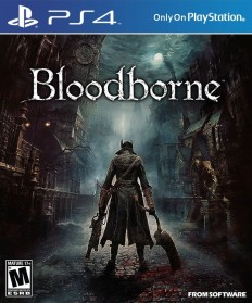Bloodborne [Box Art]