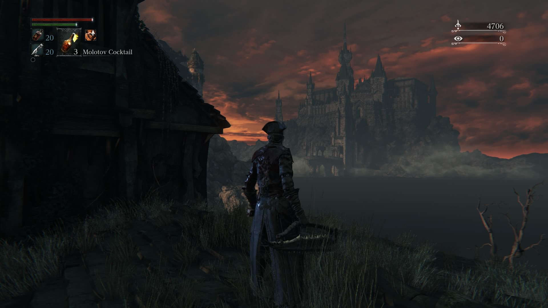 Bloodborne [Scenic Shot]