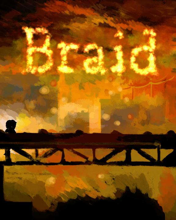 Braid [Box Art]