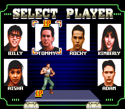 mighty morphin power rangers: the movie character select