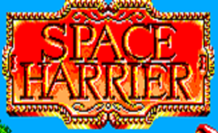 Space Harrier – Sega Master System