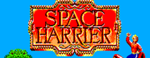 Space Harrier – Sega Master System