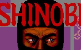 Shinobi – Sega Master System
