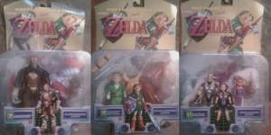 The Legend of Zelda Action Figures