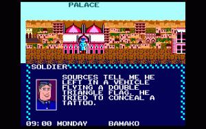 Where in the World is Carmen Sandiego? - Sega Master System