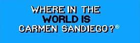 Where in the World is Carmen Sandiego? – Sega Master System