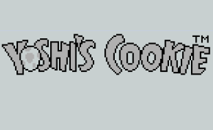 Yoshi's Cookie – Game Boy