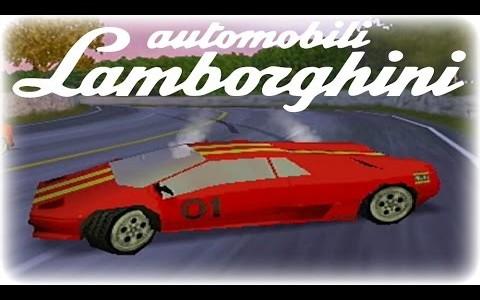 Automobili Lamborghini – Nintendo 64