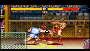 Street Fighter II Turbo offered the ability to play as the 4 previously unplayable boss characters from the original