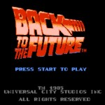 Back To The Future- NES